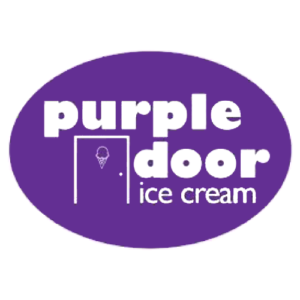 Purple Door Ice Cream is conveniently located near Spur 16 Apartments.